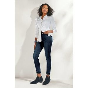 Soft Surroundings The Ultimate High Rise Slim Jean